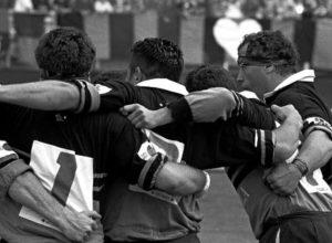 Finale scudetto rugby '94: Benvenuti al Tommaso Fattori.