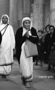 Madre Teresa a Collemaggio