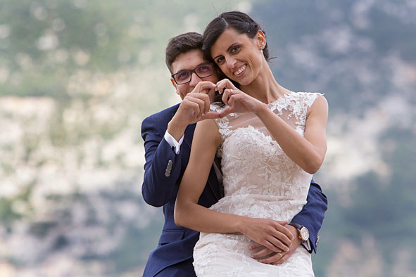 Matrimonio Pierluigi e Maria Elvira