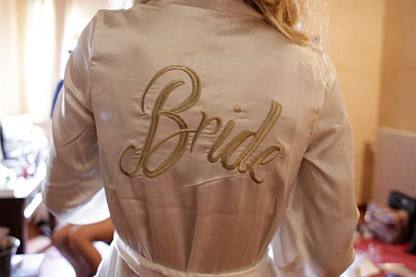 Hannah,The Bride